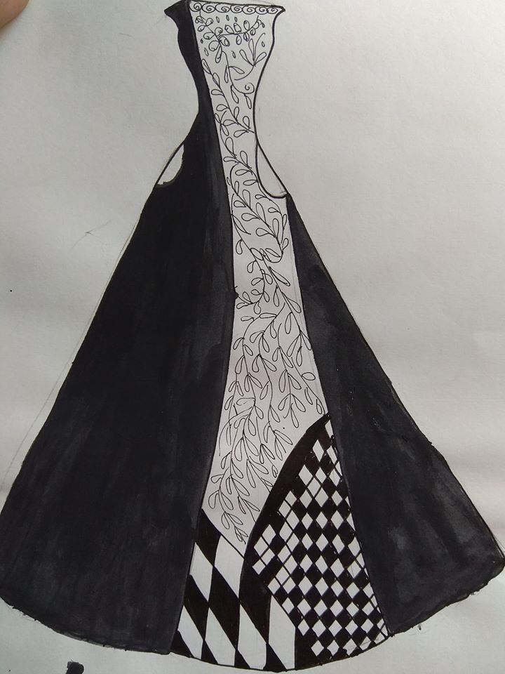 Importance Of Fashion Illustration To A Fashion Designer Conflate Couture